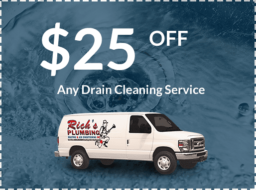 drain cleaning service coupon