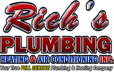 Rich's Plumbing Heating & Air Conditioning, Inc.